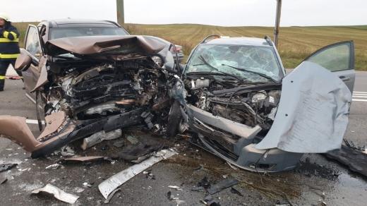 Accident grav între Turda și Cluj-Napoca! Trafic blocat după ce trei mașini s-au ciocnit