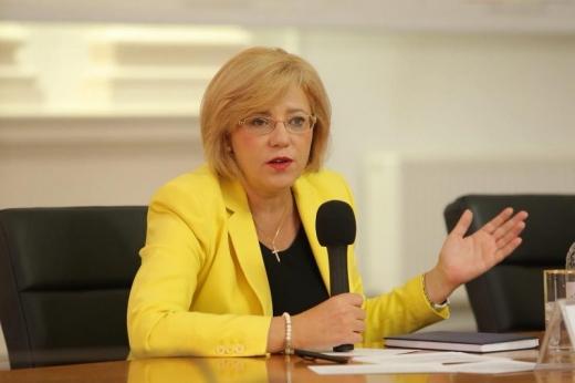 Europarlamentarul Corina Crețu a fost numit raportor al Comisiei pentru controlul bugetar