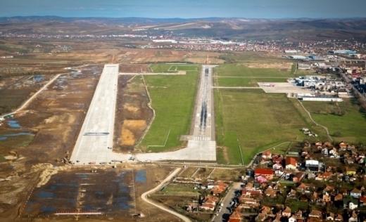 Aeroportul Intenațional Cluj sporește siguranța la aterizarea avioanelor