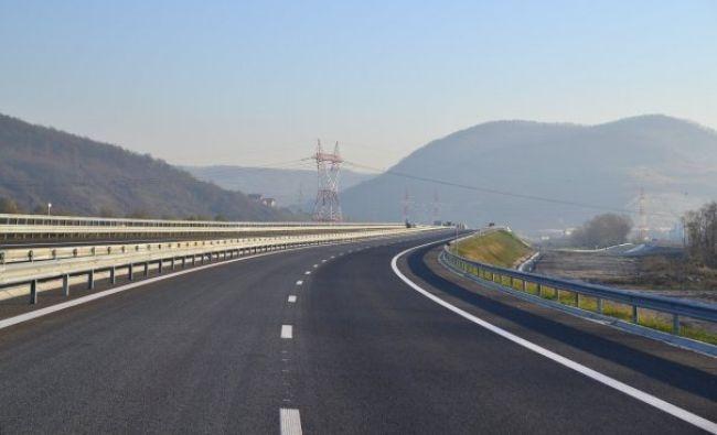 Autostrada Transilvania va avea un nou lot deschis circulație rutiere de astăzi