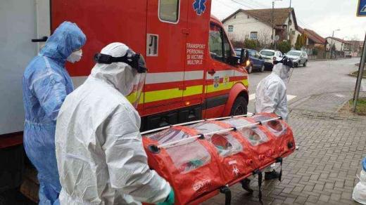 Epidemia de COVID-19 impune RESTRICȚII PENTRU POPULAȚIE în două localități din apropiere de Cluj