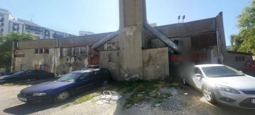 După garaje, a venit rândul centralelor termice la DEMOLARE. În loc, va fi amenajat un PARC DE JOACĂ, în Mănăștur