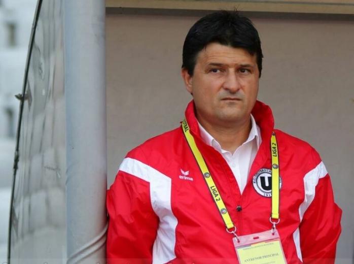 Adi Falub, contestat de fanii lui U Cluj