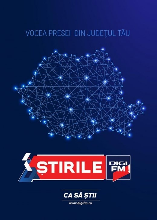 Cele mai importante știri ale Monitorul de Cluj prind VOCE la Digi FM
