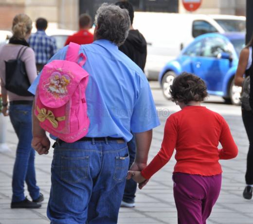 Copiii cu afecțiuni grave vor primi ghiozdane complet echipate pentru noul an școlar