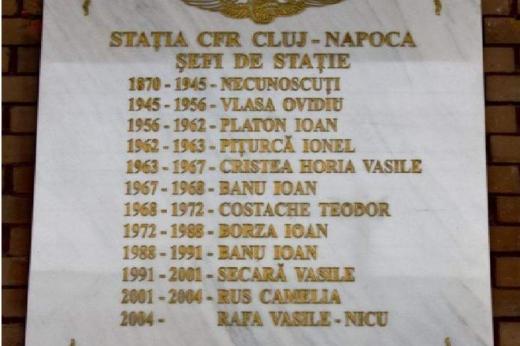 Istoria maghiară a Gării din Cluj-Napoca uitată și la aniversarea de 150 de ani