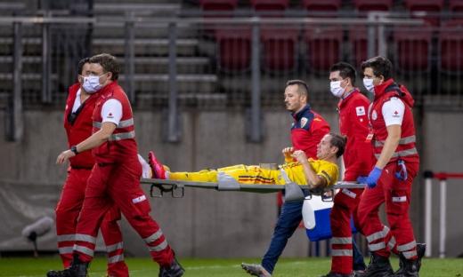 Verdict dur pentru Ciprian Deac! Liderul lui CFR Cluj are ruptură parțială a ligamentelor