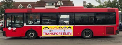 Cluj-Napoca: Programul Autobuze școlare se extinde