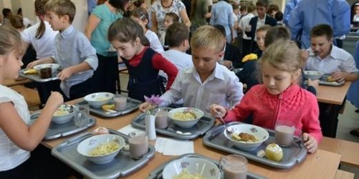 Mâncare gratuită pentru elevii clujeni!