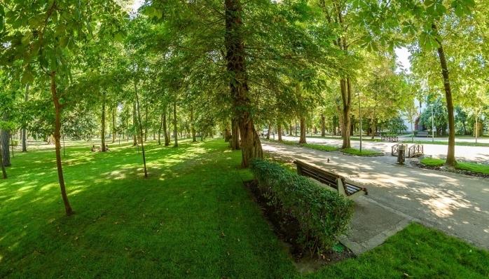 Aleile din Parcul Central vor fi modernizate. Investiție de peste 2,7 milioane de lei