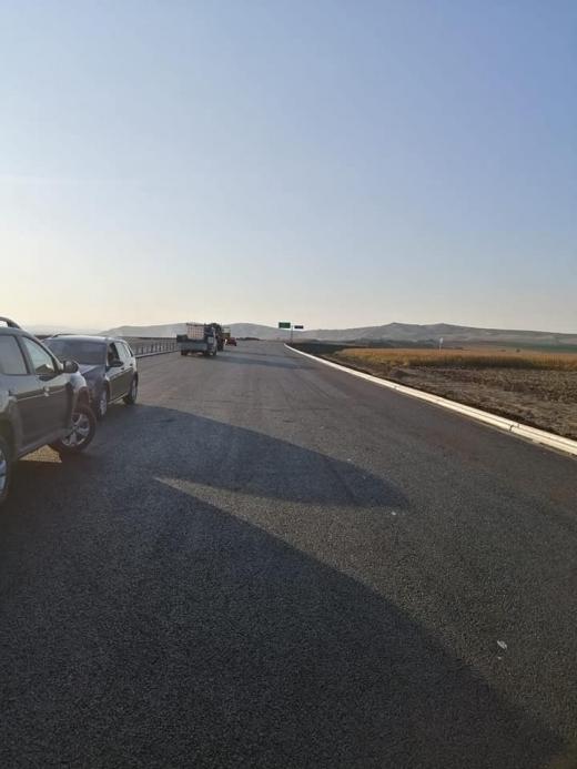 Vești bune pentru șoferi! S-a deschis circulația pe nodul Iernut - Chețani