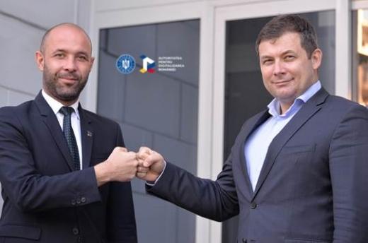 Loteria Română şi Autoritatea pentru Digitalizarea României au semnat contractul pentru crearea