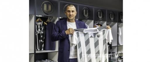 Universitatea Cluj și-a găsit antrenor! Costel Enache va pregăti echipa în  următoarea perioadă