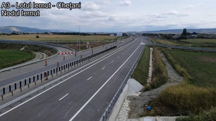 VIDEO. Se inaugurează tronsonul Iernut-Chețani al Autostrăzii Transilvania