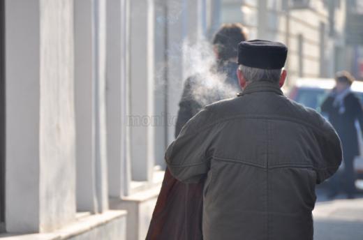 Prima dimineață cu temperaturi negative în țară! Cum va fi vremea la Cluj?