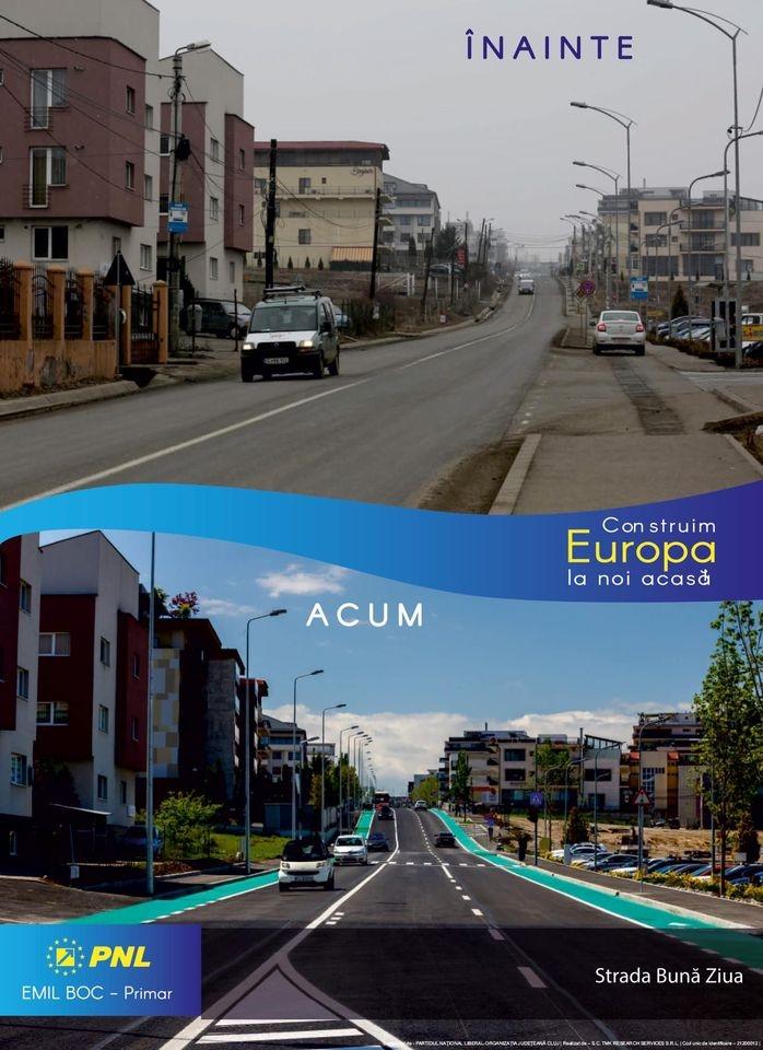 Ce a realizat primarul Emil Boc în ultimii patru ani? 160 de proiecte finalizate și 118 în desfășurare (P.E.)