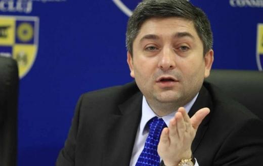 Alin Tișe, candidatul PNL pentru funcția de președinte al Consiliului Județean Cluj