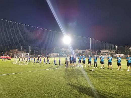 Stadionul din Florești are nocturnă începând de ieri