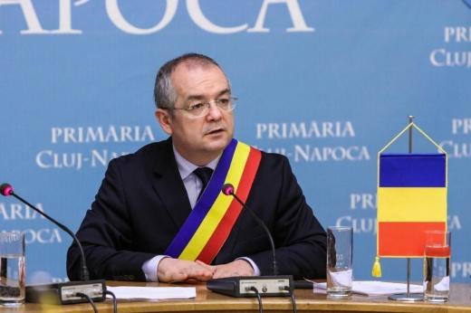 Emil Boc, în topul primarilor cu cel mai mare salariu din țară. Cât încasează anual