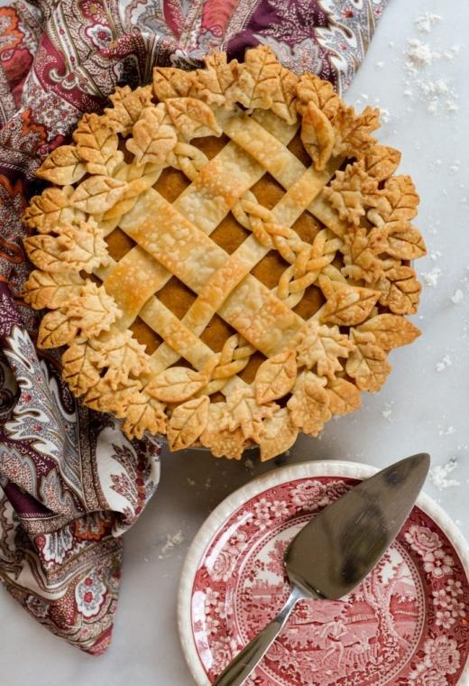 Rețetă de plăcintă cu dovleac, simplă și potrivită pentru zilele de toamnă