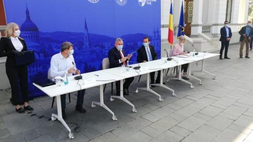 A fost semnat contractul pentru proiectarea și execuția tronsonului Nădășelu - Zimbor din Autostrada Transilvania - FOTO