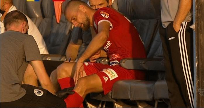 Gabi Tamaș a anunțat când revine pe teren! Fundașul s-a operat cu succes
