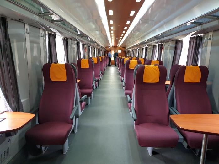 CFR Călători Cluj modernizează noile vagoane. Cum vor arăta noile garnituri?