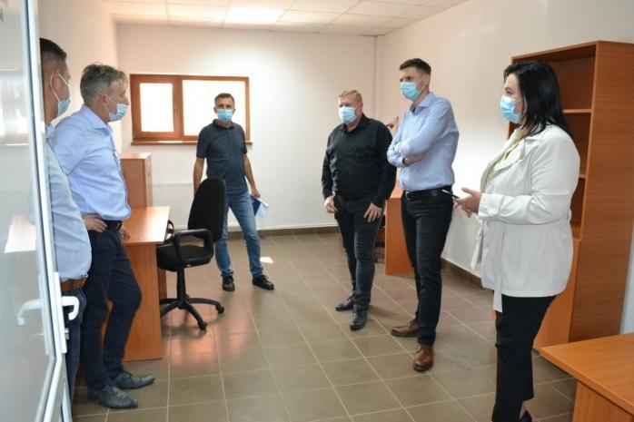 Sediu al Serviciului de Permise și Înmatriculări, deschis la Câmpia Turzii