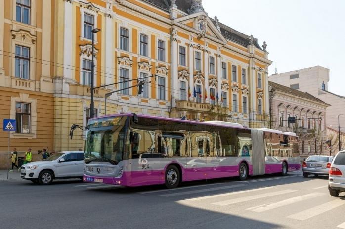 Două linii  CTP își schimbă traseul în weekend din cauza Transilvania Rally 2020