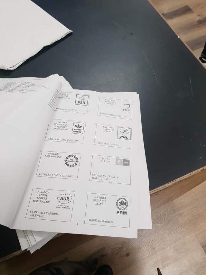 Suspiciuni de tentativă de fraudă electorală la Turda