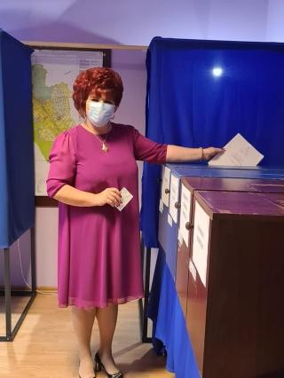 """Alegeri locale 2020. Primărița din Chinteni a câștigat un nou mandat: """"Un nou început, noi provocări"""""""