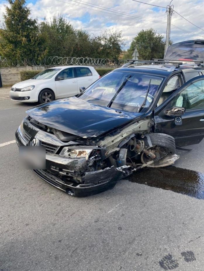 Accident în Jucu! Trei mașini s-au ciocnit în această după-amiază