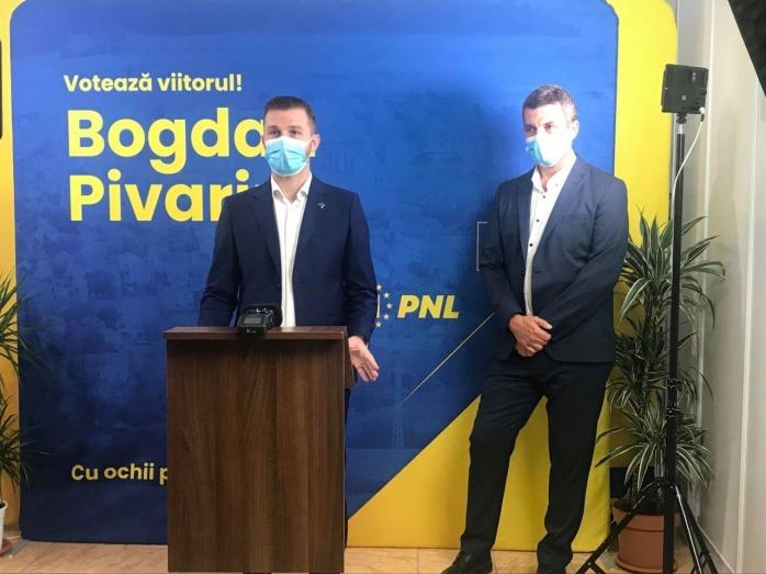 Bogdan Pivariu este noul primar al comunei Florești