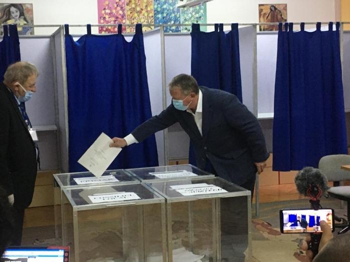 Remus Lăpușan a votat de la prima oră