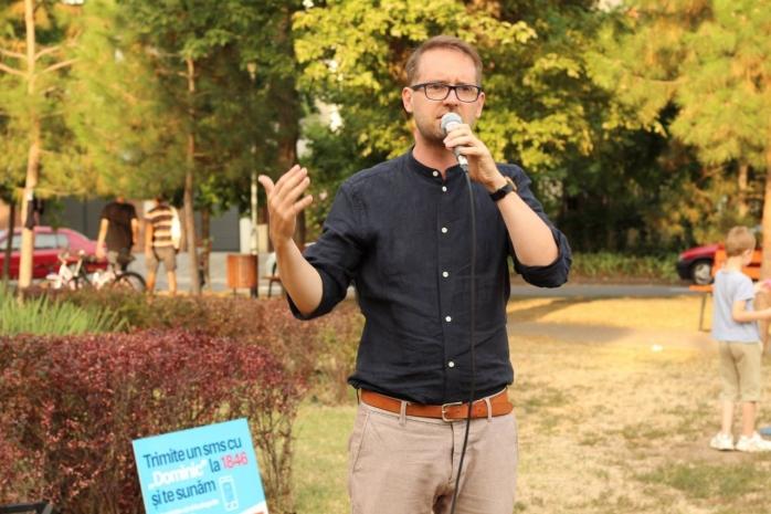Alegeri locale 2020. Dominic Fritz (USR-PLUS) a câștigat Primăria Timișoara. Nicolae Robu și-a recunoscut înfrângerea
