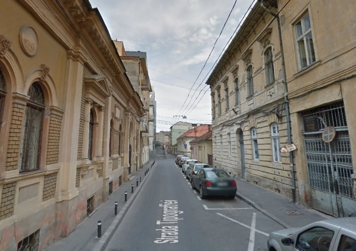 """Strada din Cluj-Napoca de care """"fug"""" toți constructorii"""