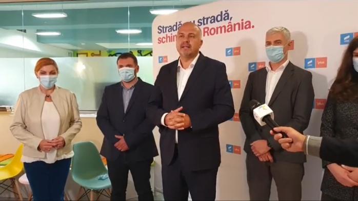"""Ungureanu: """"Suntem convinși că foarte mulți clujeni au pus ștampila pe noi"""""""