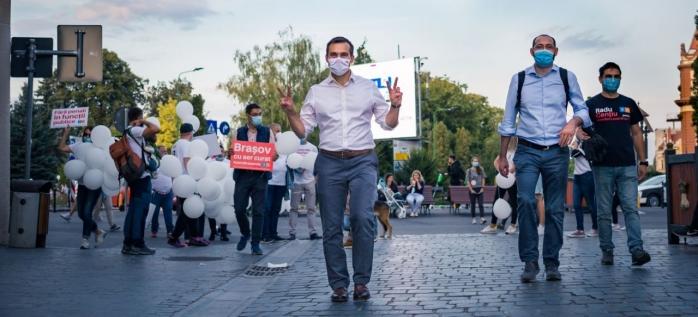 Alegeri locale 2020. SURPRIZĂ la Brașov. Allen Coliban (USR-Plus) este noul primar