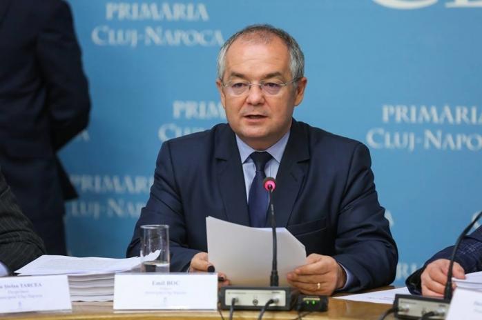 REZULTATE PARȚIALE. Emil Boc a fost votat de peste 74% dintre clujeni. PNL, victorie detașată la consiliul local și județean