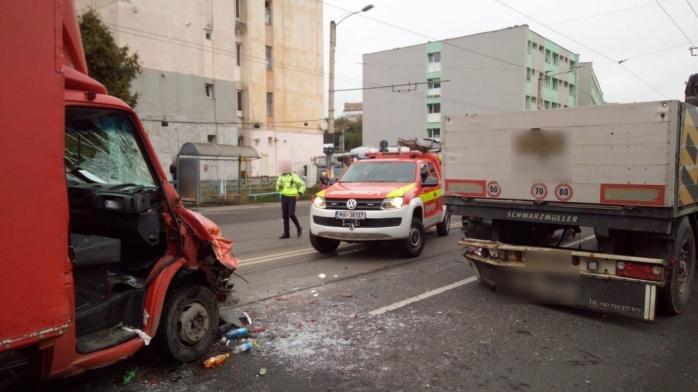 ACCIDENT cu o victimă pe Bulevardul Muncii