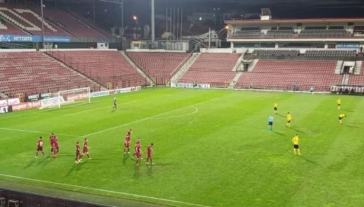 CFR Cluj, din nou în grupele Europa League! Victorie lejeră cu KuPS, să vină echipele mari!
