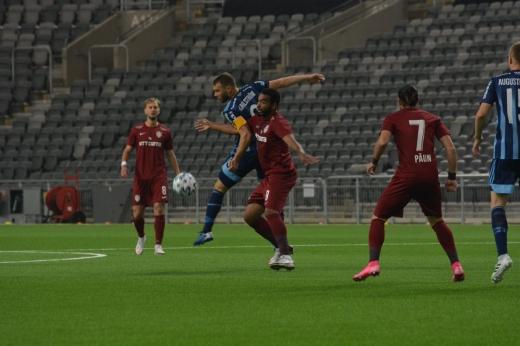 Cine transmite CFR Cluj – KUPS în play-off-ul Europa League
