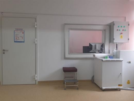 Laboratorul de Radiologie al Spitalului de Recuperare a fost reamenajat