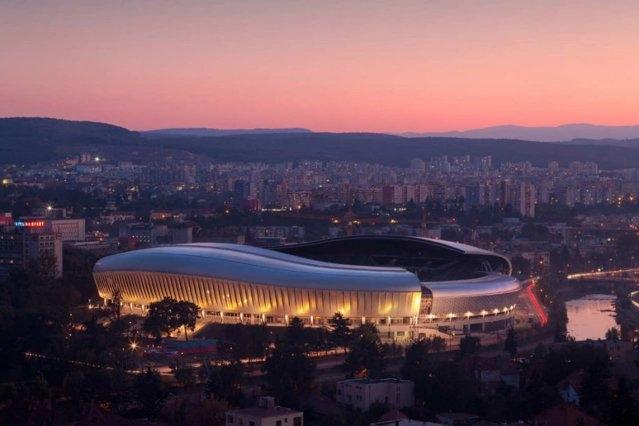 Dosar penal după cheful de la Cluj Arena