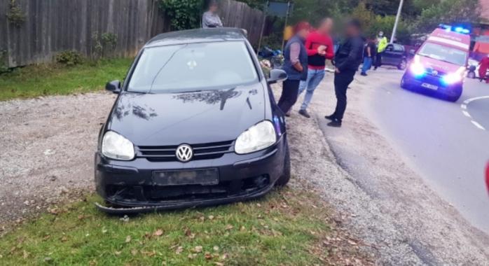 ACCIDENT GRAV în județul Cluj. Un tânăr de 18 ani a murit pe loc