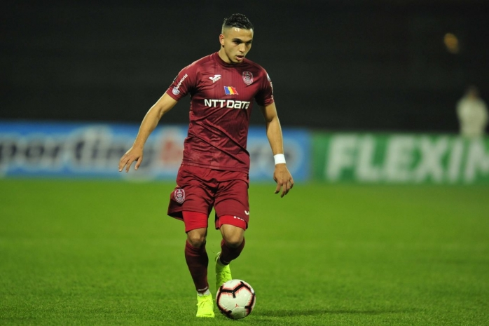 Cristi Manea, convocat de urgență la echipa națională! Fundașul lui CFR Cluj are șanse mari să fie titular