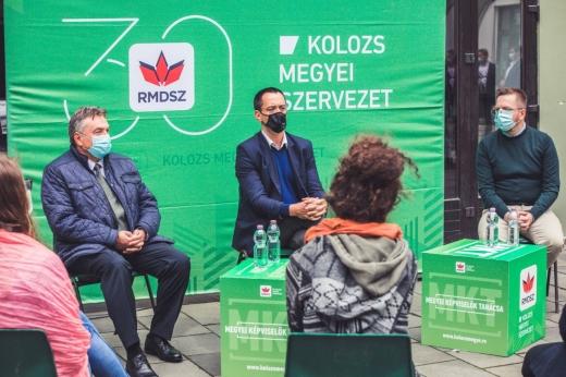 Cine sunt candidații UDMR Cluj la alegerile parlamentare 2020?
