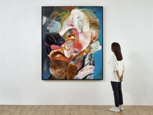 artistul-clujean-adrian-ghenie-a-dat-lovitura-la-hong-kong, foto: Sotheby Hong Kong