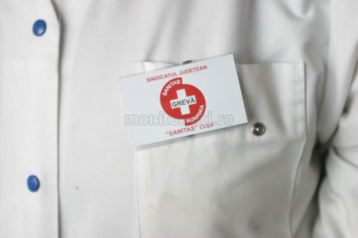 """GREVĂ japoneză în spitale, inclusiv la Cluj: """"Salariații sunt epuizați fizic și psihic"""""""