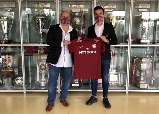 Farmec susține fotbalul românesc  prin parteneriatul cu Clubul de Fotbal CFR 1907 Cluj